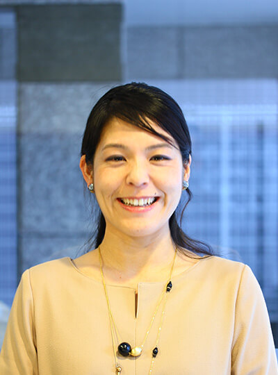 Misato Mori / Executive Director