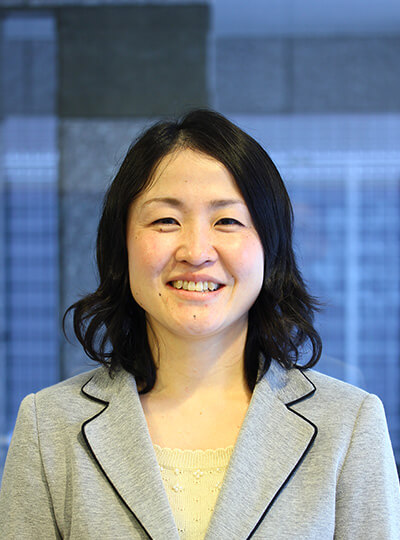 Yasuko Komaru / Senior Manager